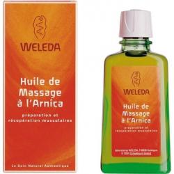Huile à l'arnica Weleda - 100 ml
