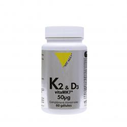 Vitamines K2 vitaMK7® & D3 50µg