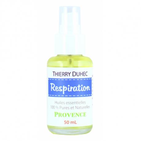 Spray Respiration aux Huiles Essentielles 50 mL