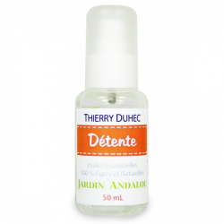 Spray Détente aux Huiles Essentielles 100 mL