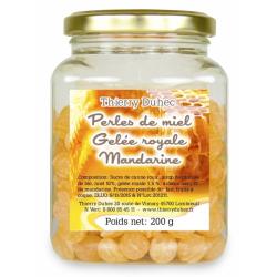 Perles de miel à la Gelée Royale