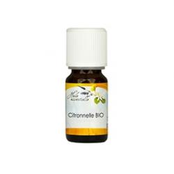 Citronnelle BIO huile essentielle 10 mL