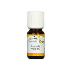 Lavande vraie BIO huile essentielle 10 mL
