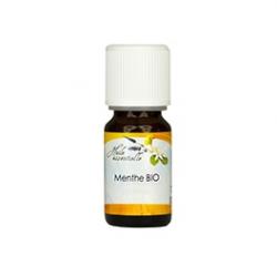 Menthe Poivrée BIO huile essentielle 10 mL