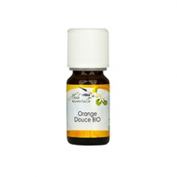 Orange douce BIO huile essentielle 10 mL