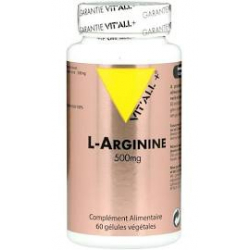 L-Arginine Vitall+