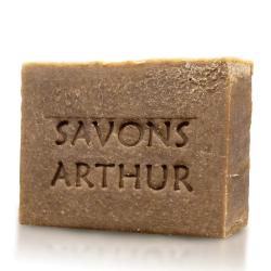 Savon & Shampoing ARTHUR Bio à la Menthe Poivrée Bio - Peaux Délicates