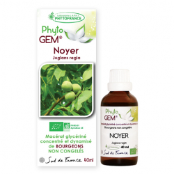 Noyer BIO Phyto'Gem