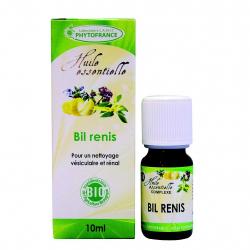 Bil renis - Complexe d'huiles essentielles BIO